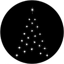 Rosco 73634 Christmas Tree D Gobo